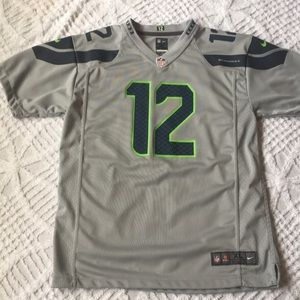 Seattle Seahawks 12th Man Jersey
